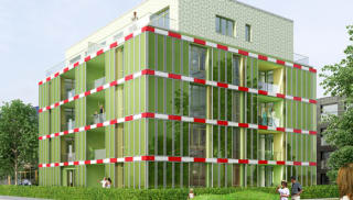 Green eco building