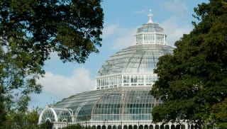 Sefton Park in Liverpool a Victorian inspired park