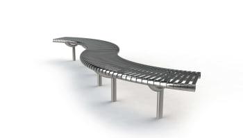 M3 Serpentine Bench
