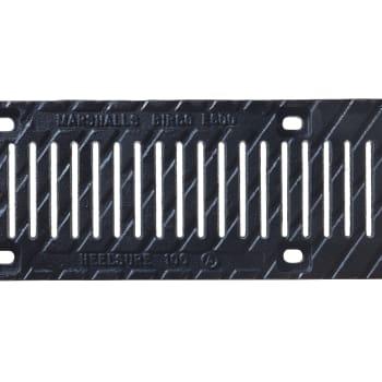 birco 100 cast iron slotted heelsure grate 6mm