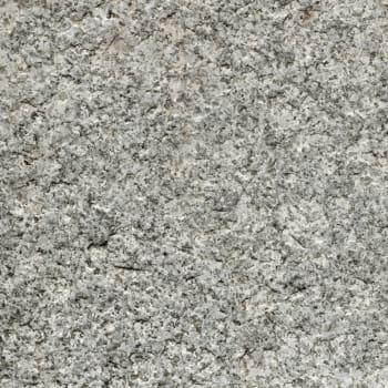 street furniture - geoform - mid grey fine picked