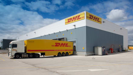 DHL World Logistics Hub