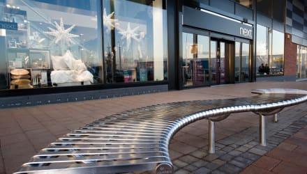 Galleries Retail Park, Washington