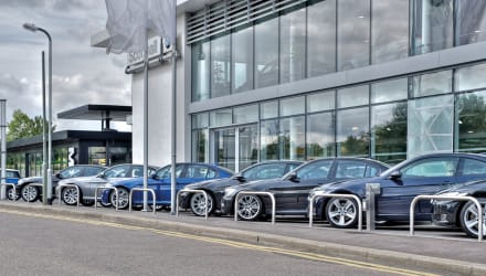 BMW/Mini Showroom, Borehamwood