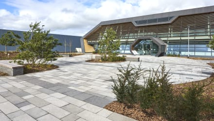 Met Office, Exeter Science Park