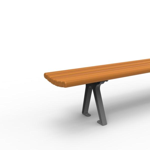 conversation bench - slim