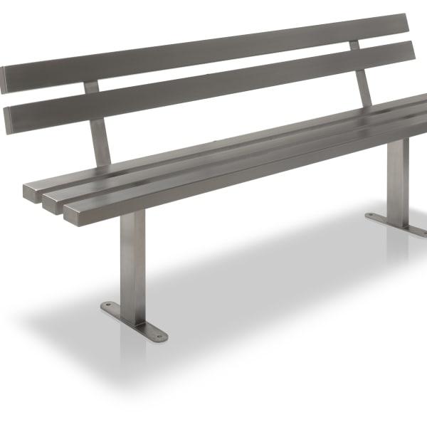 essentials 304 stainless steel seat