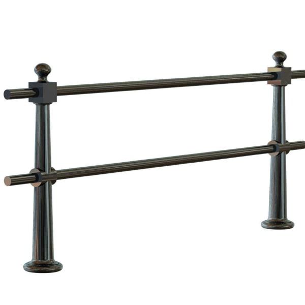 ferrocast jersey polyurethane post and rail