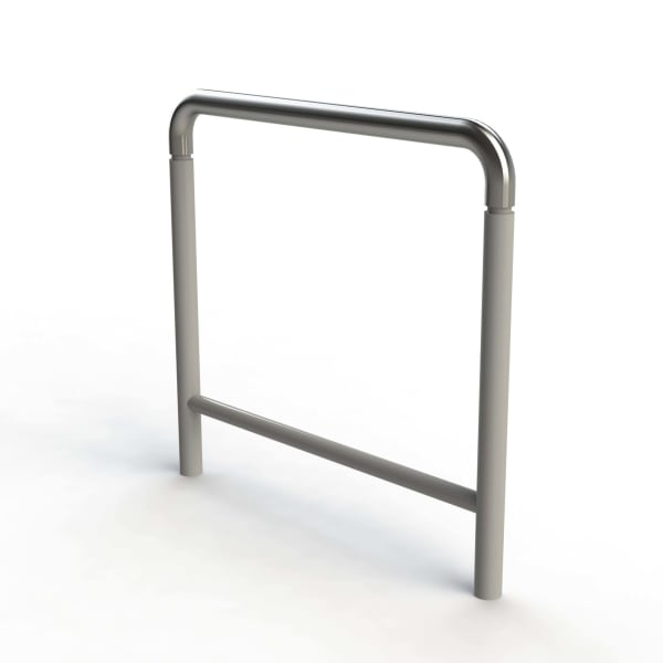 geo hoop cycle stand