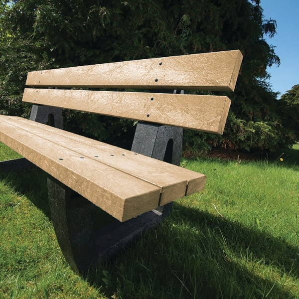mplas recycled plastic seat