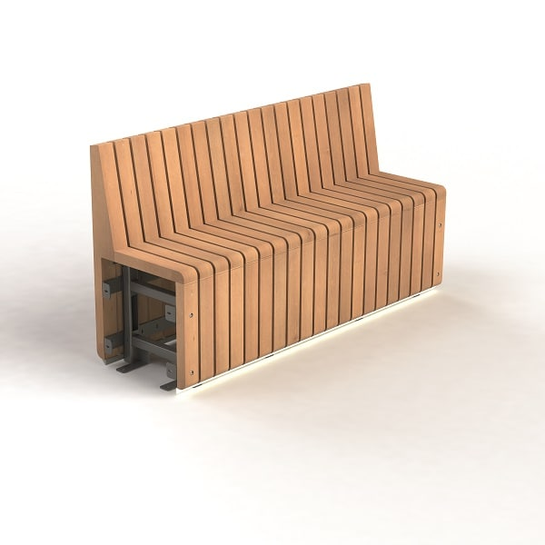 natural elements - seat module
