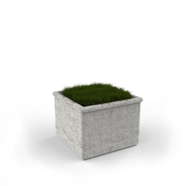 sero square planter 800mm