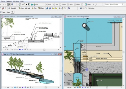 BIM And Landscape Architecture U2013 Impact And Issues | Marshalls