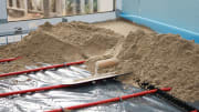 Bonded Screed