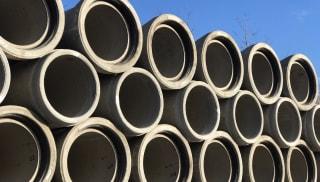 Precast Concrete Pipes