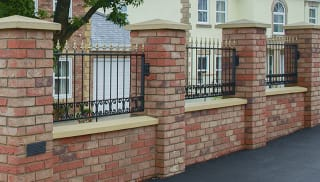 Cast Stone Pier Caps and Copings
