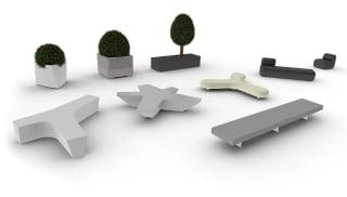 Escofet seating collection
