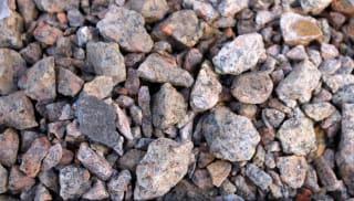 close up of priora aggregate