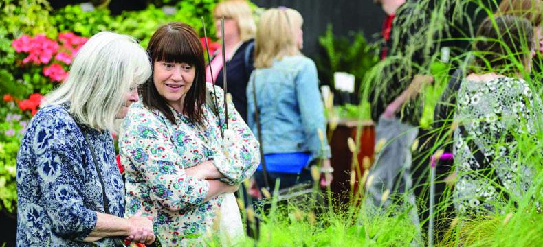 Marshalls at BBC Gardeners' World live