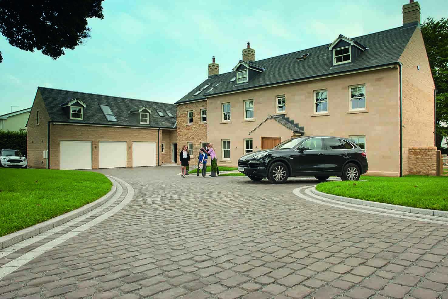 10 fantastic driveways
