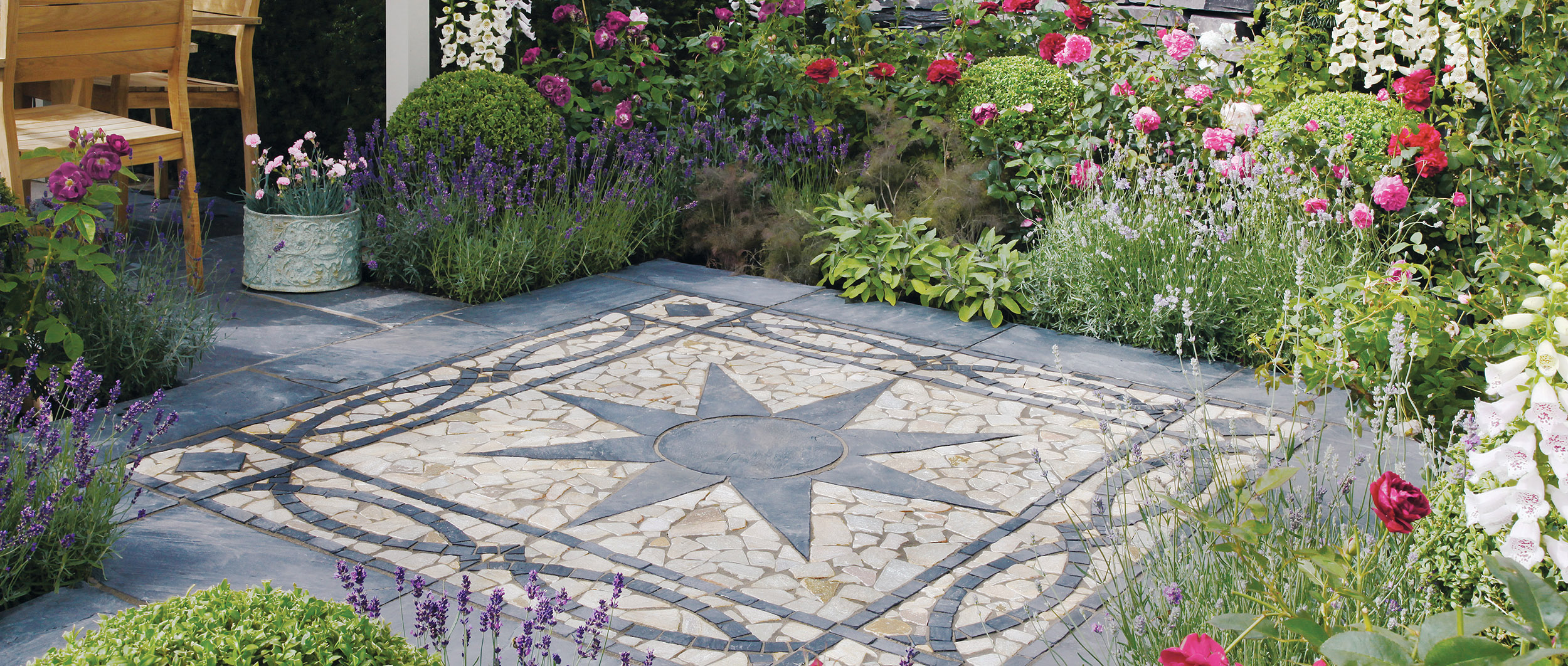 TOP FIVE WAYS TO MAKE YOUR GARDEN ENCHANTING