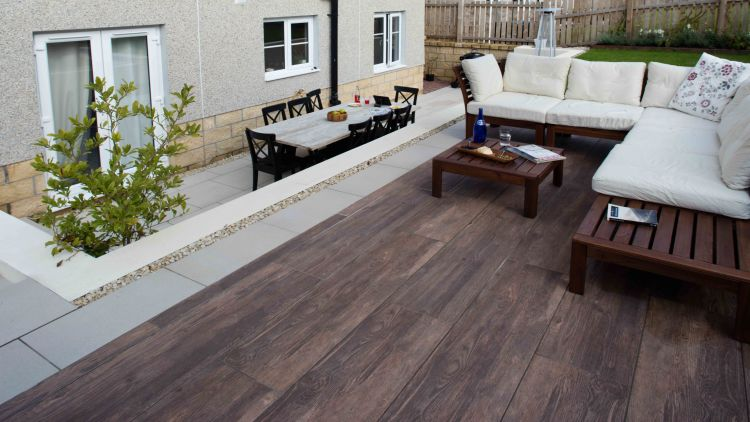 symphony plank paving in cherry