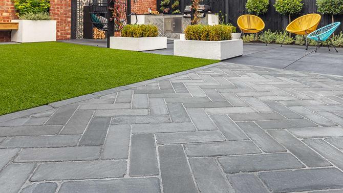 New garden re-design