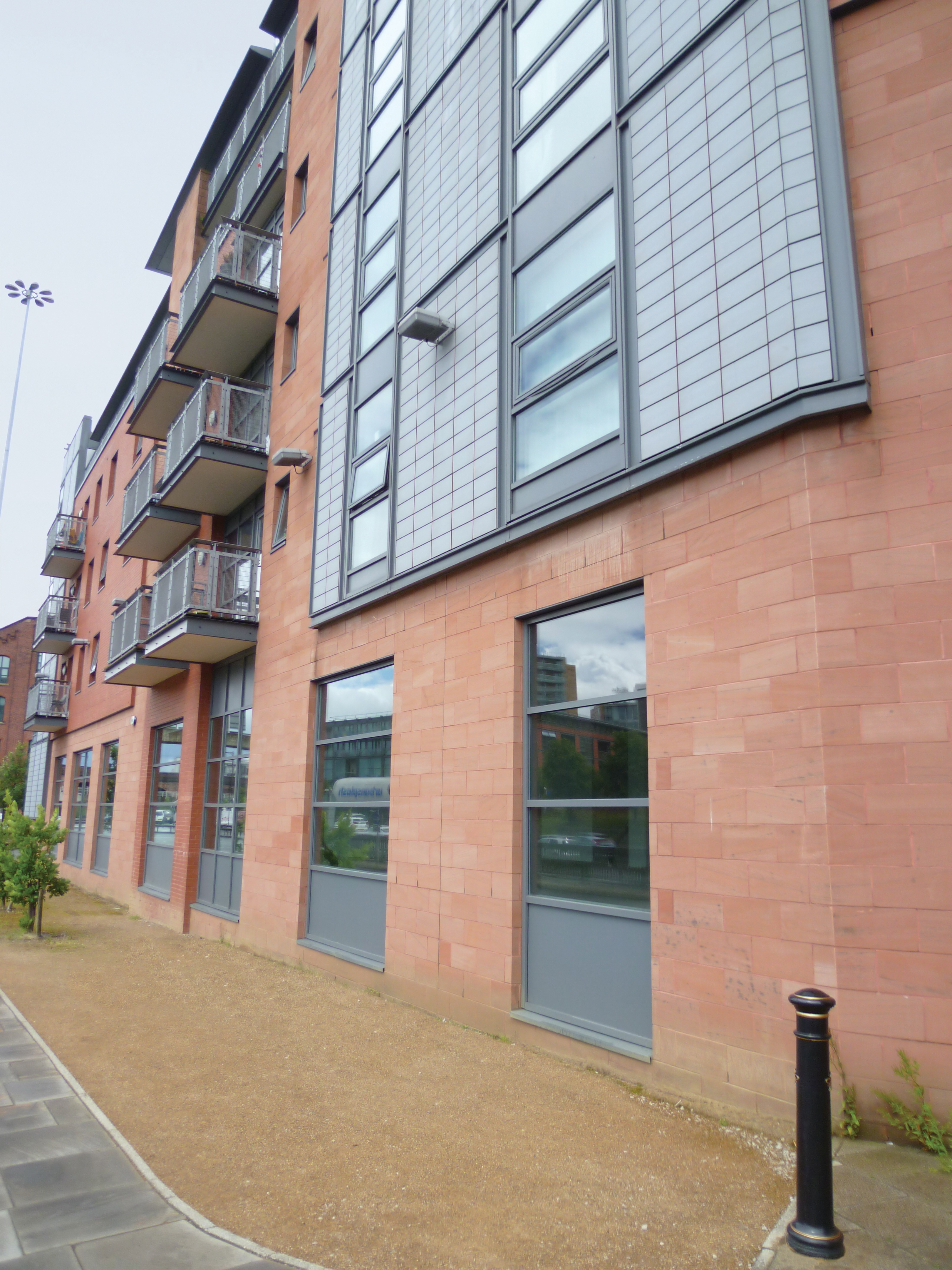 Apartments, Castlegate Manchester Case Study | Marshalls
