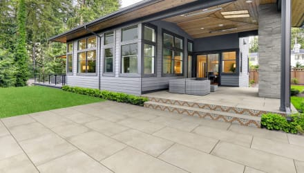The benefits of porcelain paving for your garden