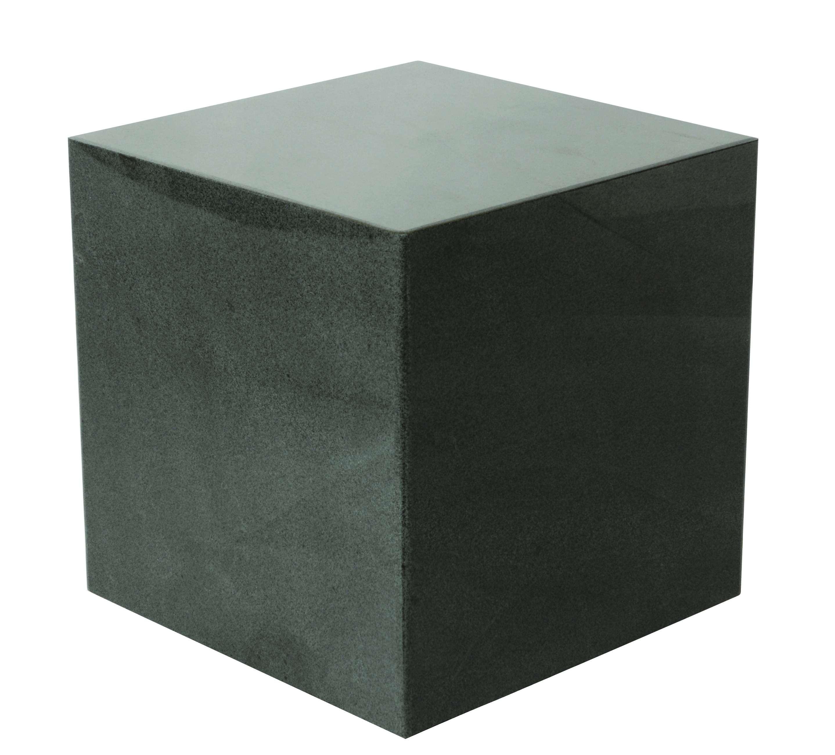 Simple 550 cube bollard | Marshalls