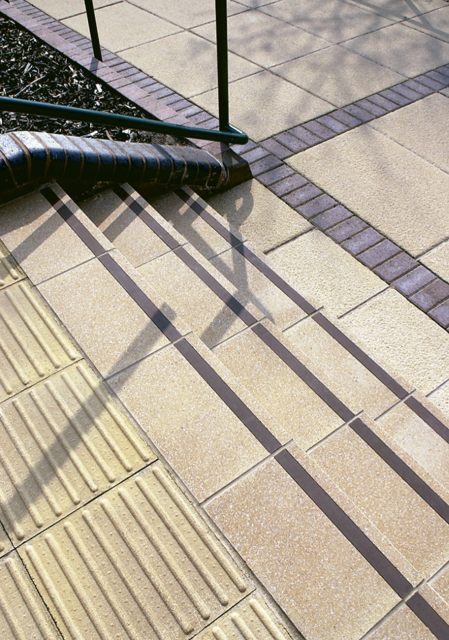 Concrete Steps Marshalls