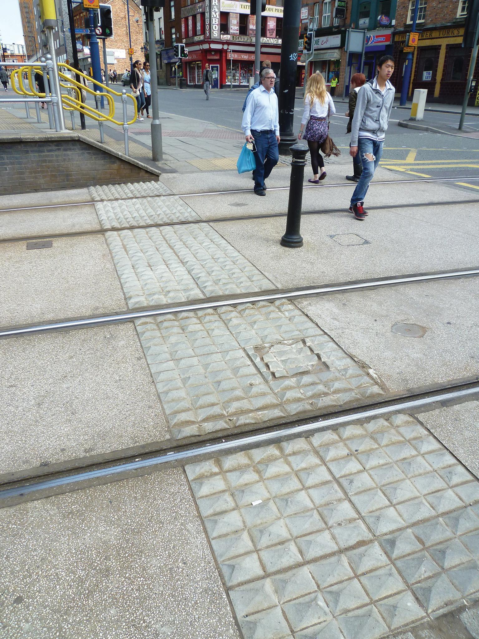 Kg Near Me >> Tactile lambeth paving | Marshalls