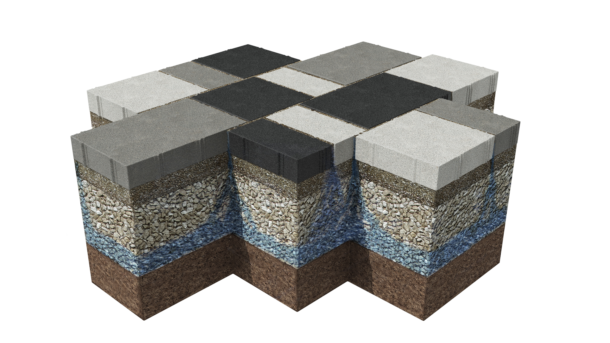 Permeable Paving design