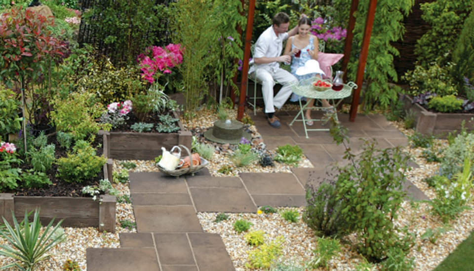Garden patio ideas on a budget| Marshalls