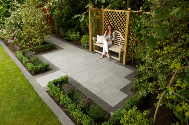 Garden patio ideas on a budget| Marshalls