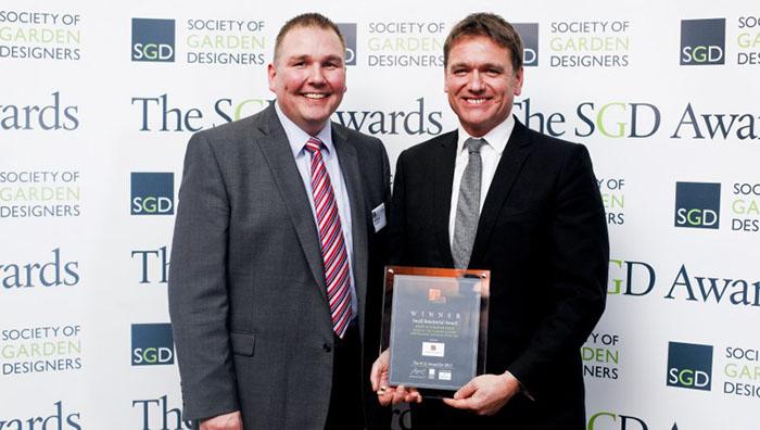 Proud sponsors of sgd award