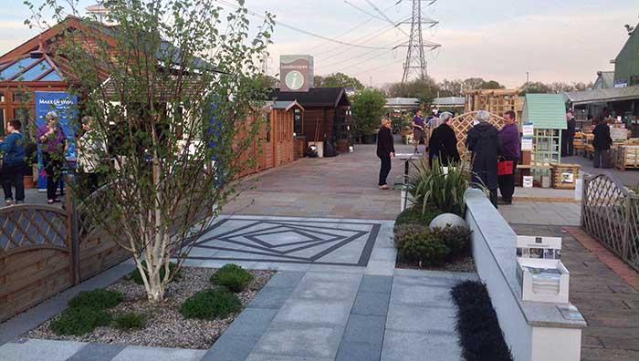 Chessington garden centre open day