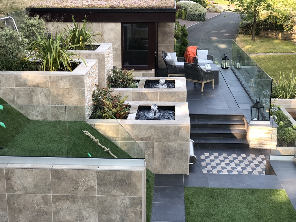 Completed project for signature landscapes