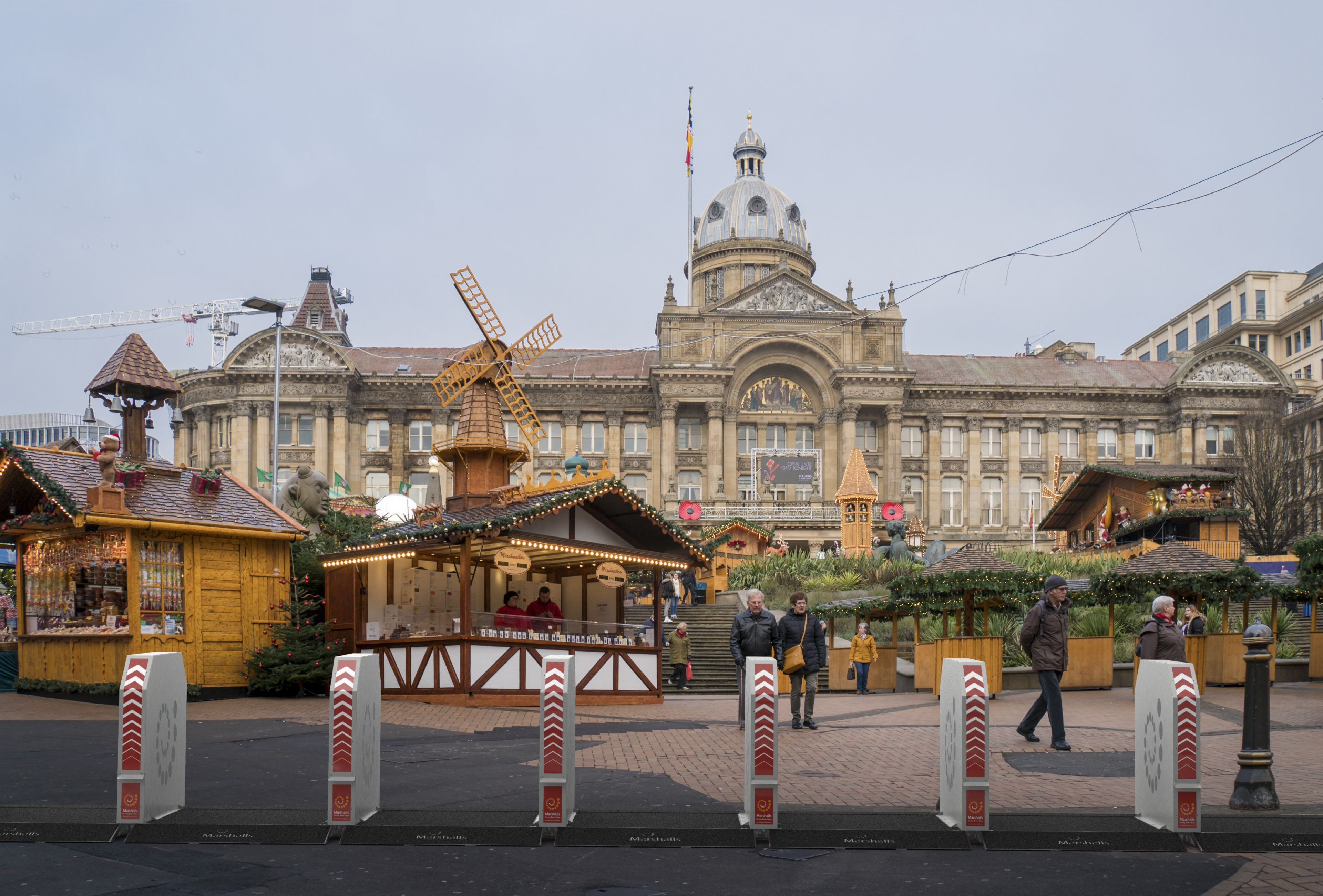 gatekeeper christmas market
