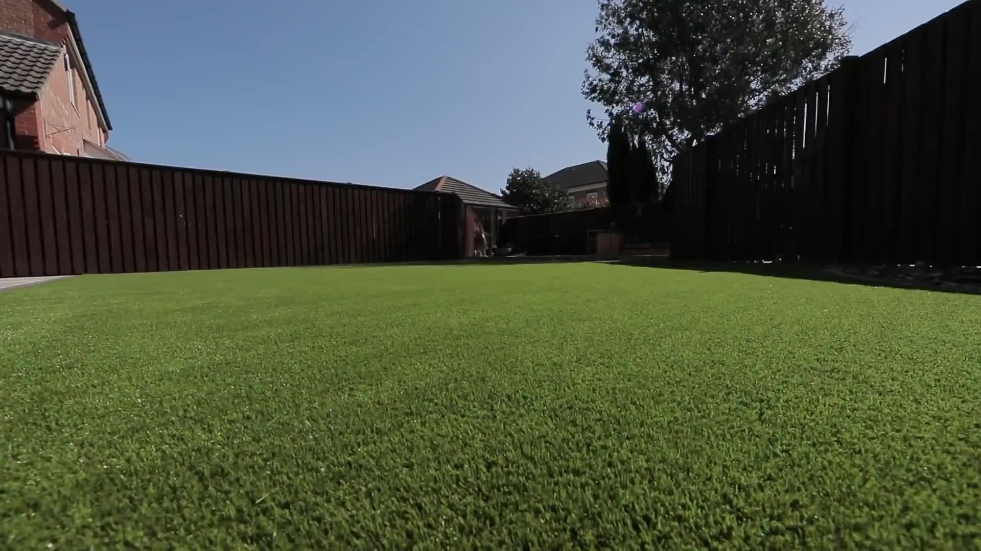 View How To Install Artificial Grass video
