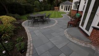 View Garden Fly Through: Fairstone Casarta Slate video