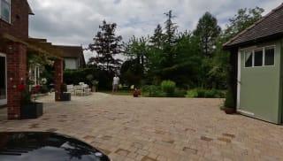 View Garden Fly Through: Fairstone Limestone Aluri And Drivesett Tegula Original video