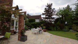 View Garden Fly Through: Drivesett Tegula Original And Harvest video