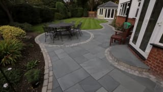 View Garden Fly Through: Fairstone Casarta Slate video