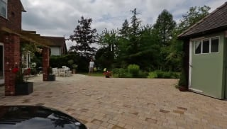 View Garden Fly Through: Fairstone Limestone Aluri And Drivesett Tegula Original video