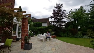 View Garden Fly Through: Fairstone Limestone And Drivesett Tegula video