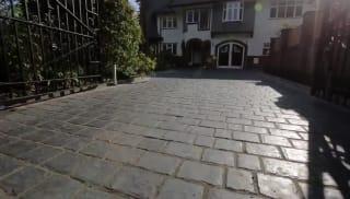 View Garden Fly Through: Drivesys Split Stone video