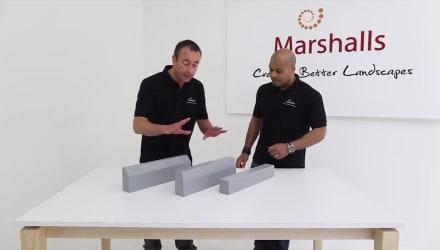 Marshalls Kerb Profiles