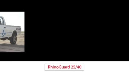 Rhinoguard Bollard Crash Test Footage