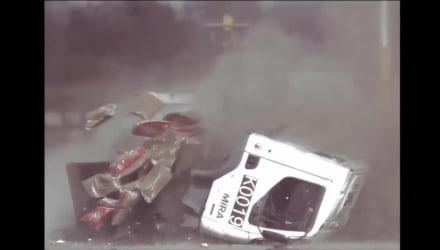 Rhinoguard Igneo Seat Crash Test